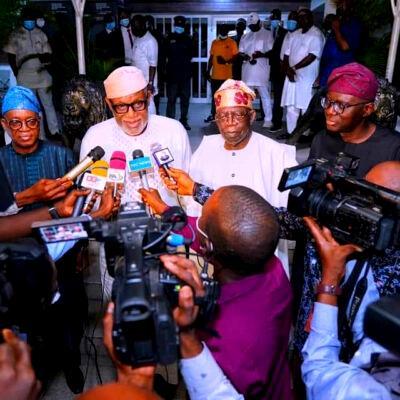 We believe Tinubu's capable of leading Nigeria — South-West govs