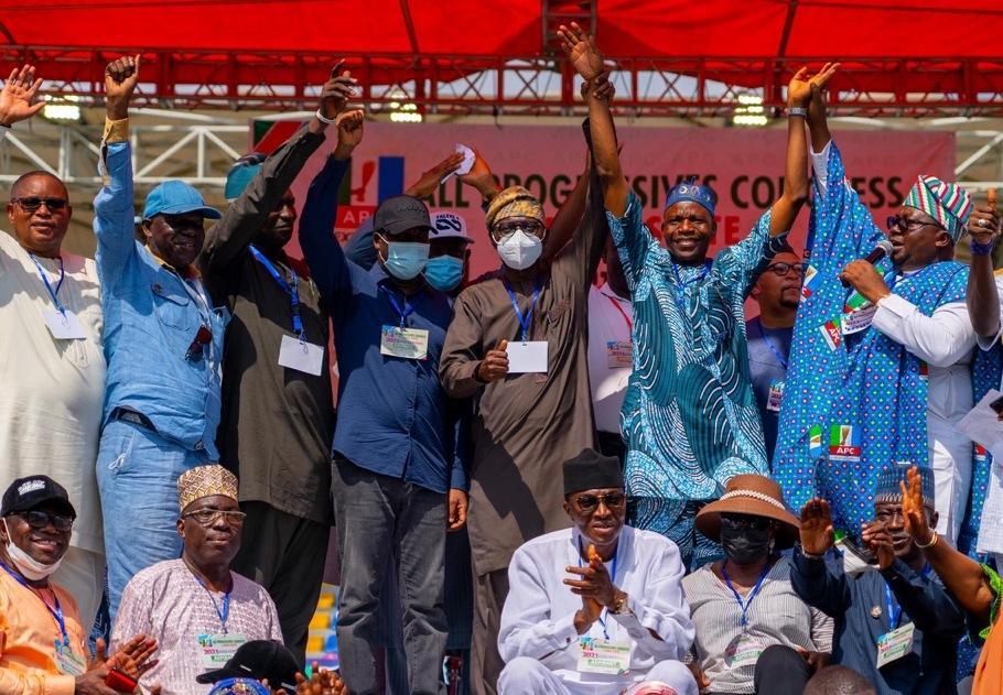 APC congresses: Seamless exercise in Lagos as Ojelabi emerges chairman