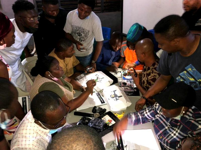 US Consulate trains 50 Lagos teachers in STEM methods