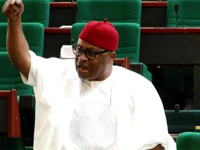 BORROWING TO FUND BUDGET: We are breaking the law — Reps Deputy Minority Leader