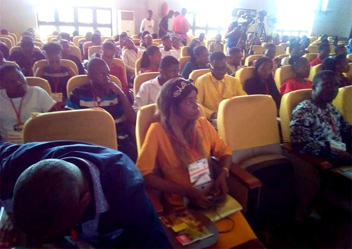 2,500 youths trained in Under 45 CEO's Business Summit in Onitsha