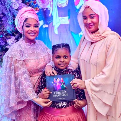 10-yr-old Aisha Ismail launches storybook on banditry
