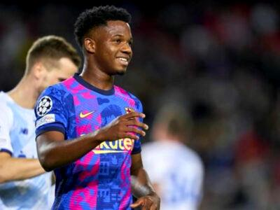 Ansu Fati signs 6-year Barca deal with €1bn buyout clause