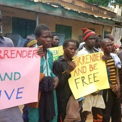 13,243 Boko Haram terrorists, families surrender —Defence hqrts