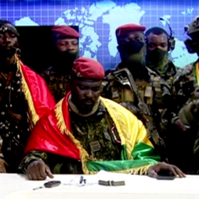 Françafrique falls apart: The case of Guinea